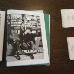 fanzine exhibition books