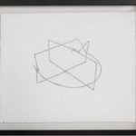Primary Force Diagram #O-04, 2013, 11.8 x 15.7 in (30 x 40 cm)