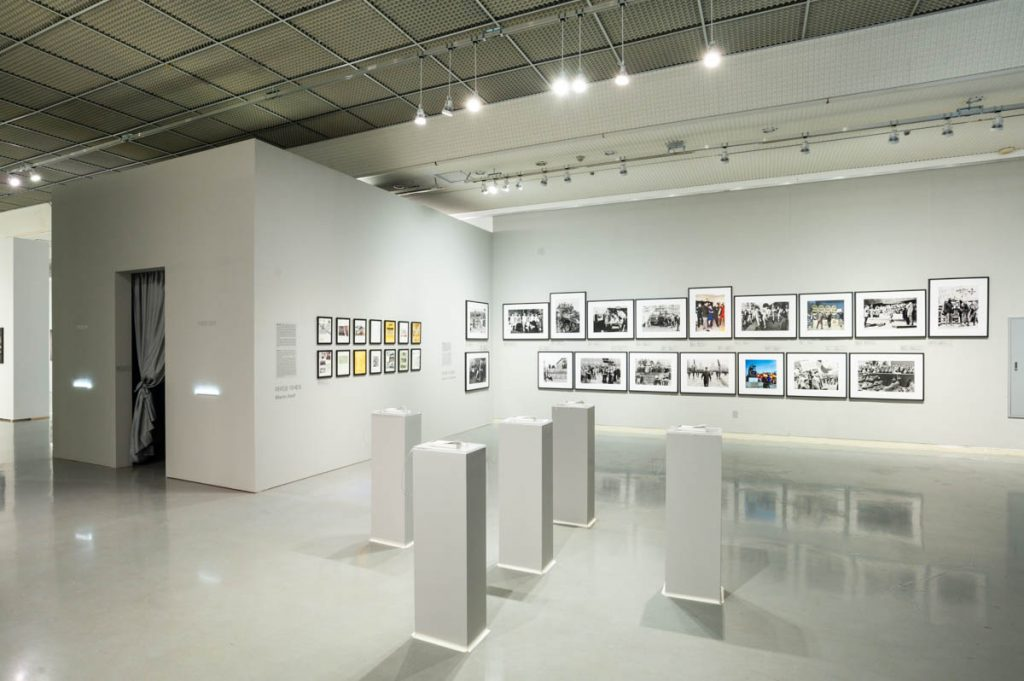 Daegu Photo Biennale 2018 in Korea Mario Asef Installation