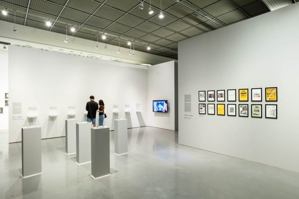 Mario Asef Korea Daegu Photo Biennale 2018 installation view
