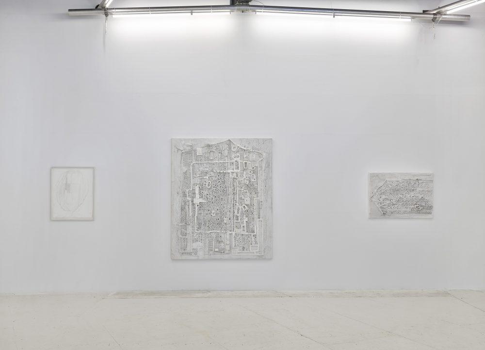 Lauriston Avery exhibition at wildpalms Düsseldorf by Achikm kukulies