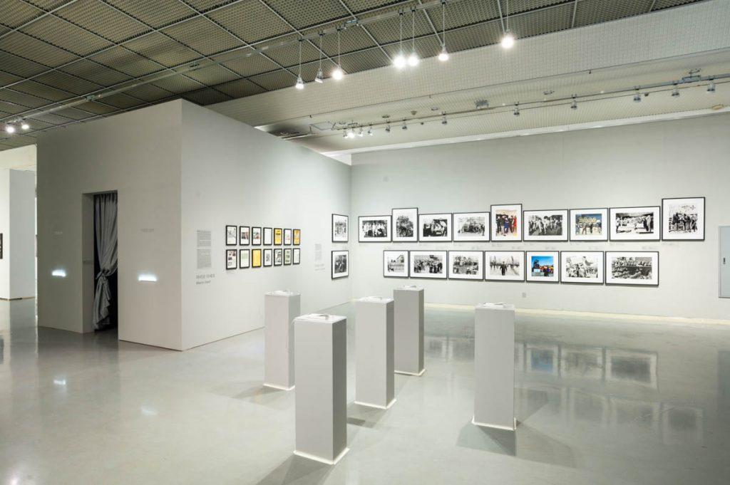 Daegu Photo Biennale 2018 in Korea Mario Asef Installation