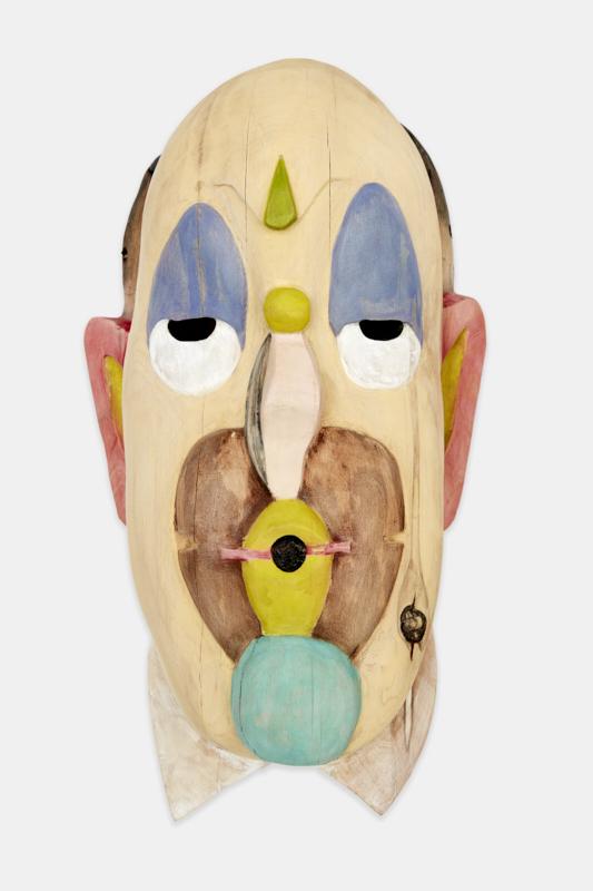 Mauricio Limon Masks Performing White Skin