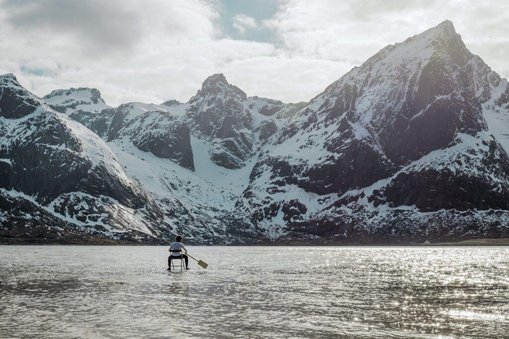 Lofoten Norway in Winter. Felipe Castelblanco for wildpalms