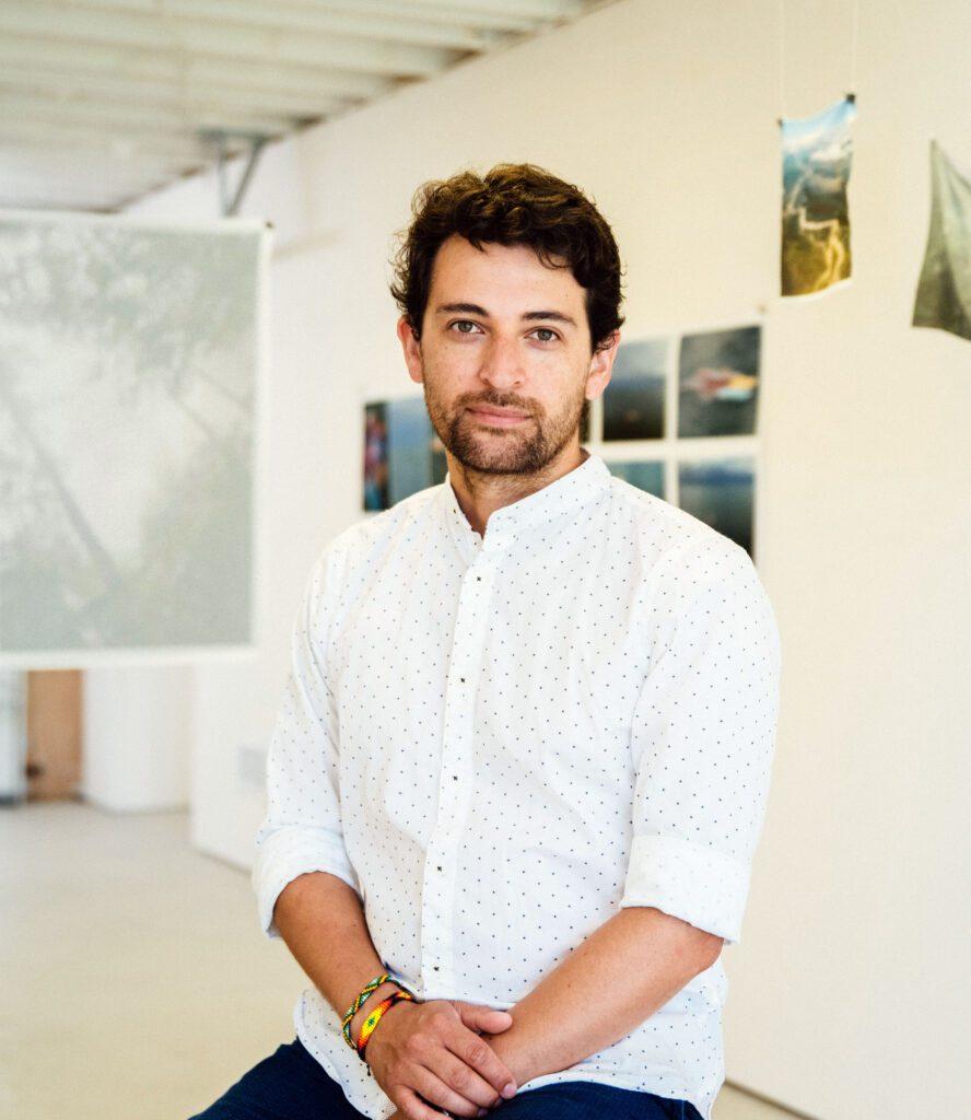 Felipe Castelblanco portrait for wildpalms