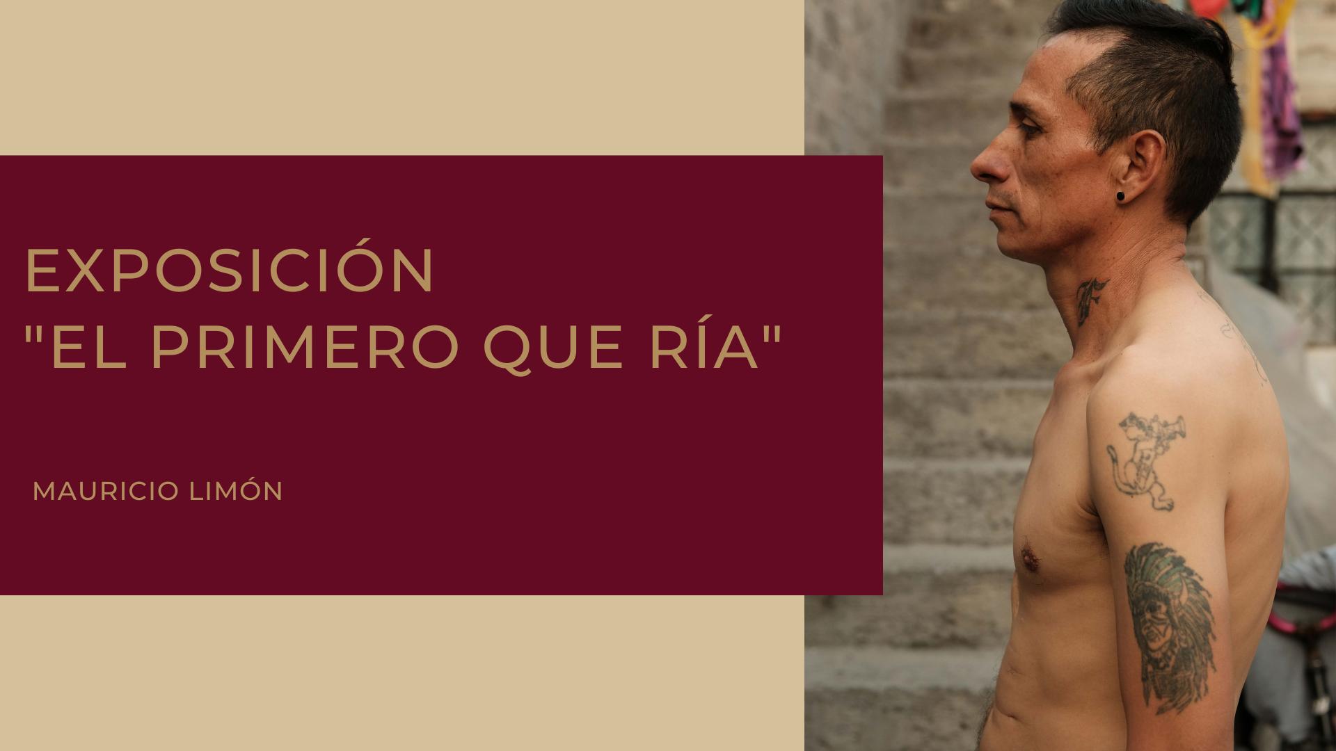 Mauricio Limon exhibition Madrid Instituto Cultural Mexico Espana