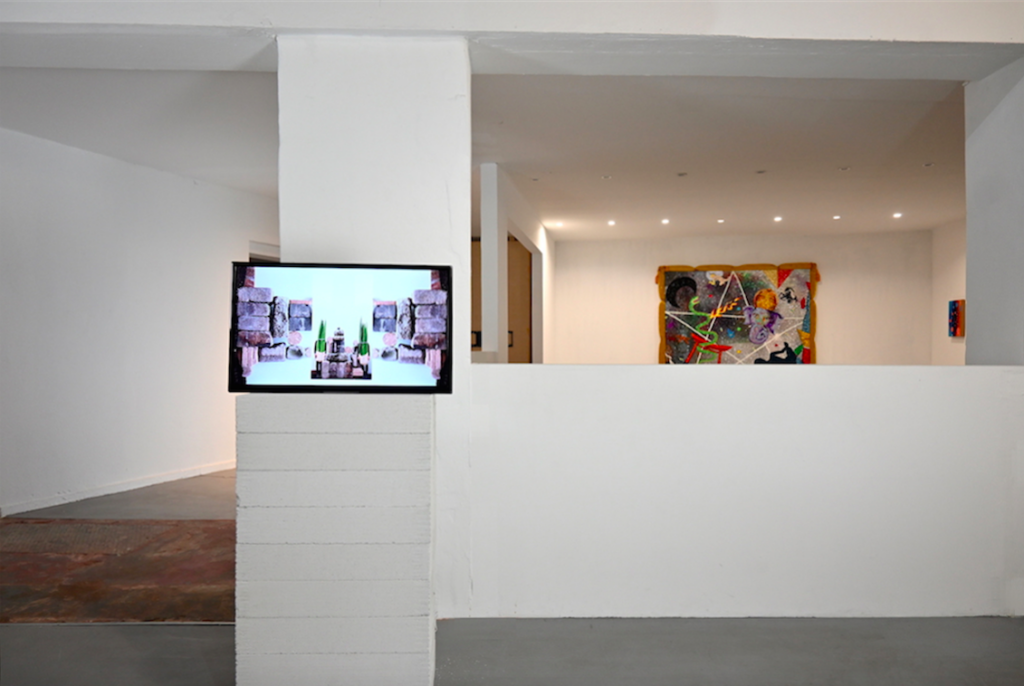 Julian Dupont Installation view Magical Operations wildpalms