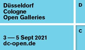DC Open 2021 Düsseldorf exhibition Nika Fontaine wildpalms