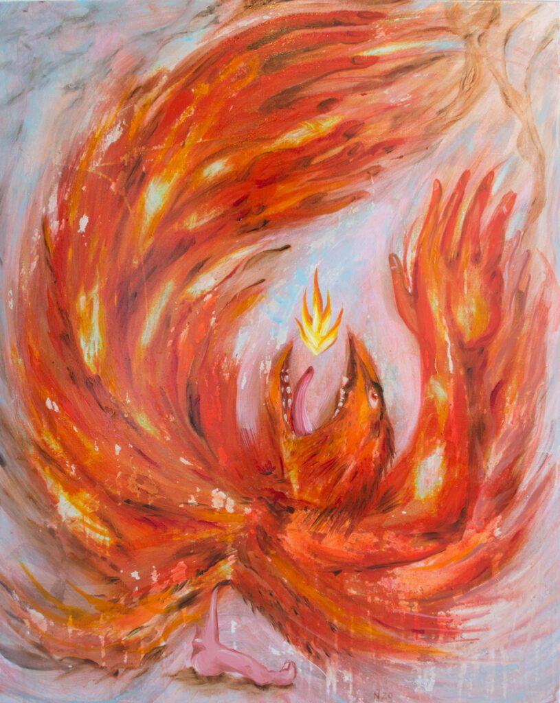 nika fontaine wildpalms calcination phoenix exhibition düsseldorf dc open